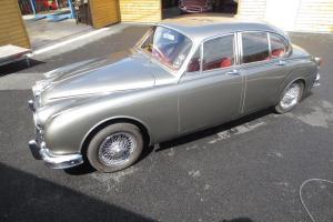 Jaguar MK II, 3.8, 1961 Automatic