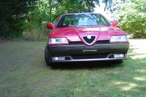 Alfa Romeo : 164 Q4
