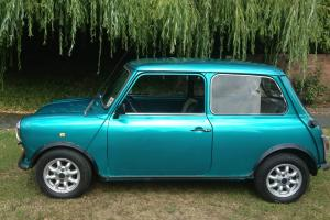 REALLY CLEAN LHD MINI WITH NEW MOT AND 6 MONTHS TAX-ABSOLUTE BEAUTY-CAN SHIP