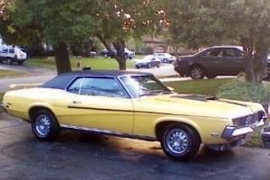 1969 Mercury Cougar Eliminator 390 4V Photo