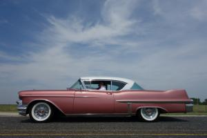 1957 Cadillac Coupe Deville deluxe Elvis Graceland featured Classic Caddy- VIDEO