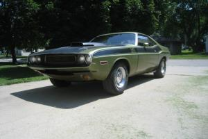 1970 Dodge Challenger T/A auto. original engine, carbs, distributor, rear, tags