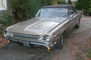 1964 Dodge Polara 500 4 spd Convertible