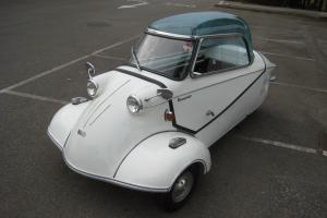 Messerschmitt KR200 - Micro Car - 1959.
