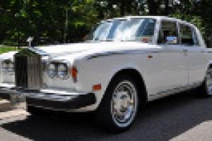 1977 ROLLS ROYCE WHITE