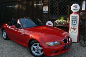BMW Z3 automatic convertible