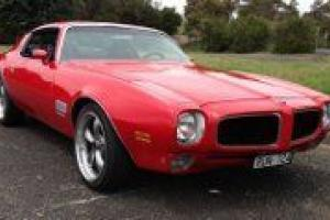 Pontiac Firebird Esprit 1971 2D Hardtop Coupe 3 SP Automatic 5 7L Carb in Melbourne, VIC