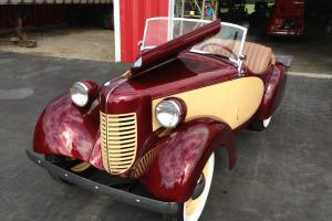 Vintage Micro 1938 Bantam Super Sport