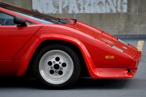 1980 Lamborghini Countach Prova V8 Tube chassis Photo