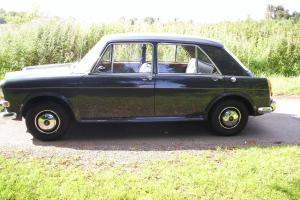 VANDEN PLAS 1100 PRINCESS GREY STUNNING EXAMPLE JUST PASSED MOT