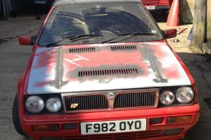 1988 LANCIA DELTA HF INTEGRALE 4WD - requires some love