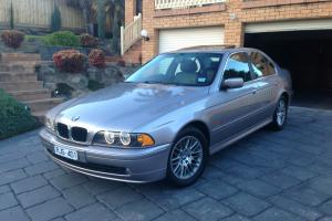 2001 BMW 530i Executive Update Outstanding Vehicle With LOW KMS R W C Supplied in Melbourne, VIC
