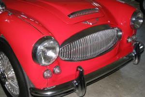 Classic 1963 Austin Healey 3000 Photo