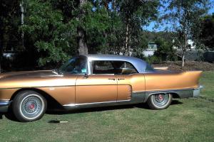 Cadillac Eldorado Brougham 1957 Stainless Roof Suicide Doors in Brisbane, QLD
