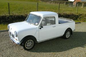 1971 Mini Pickup. 1300engine. Fully restored