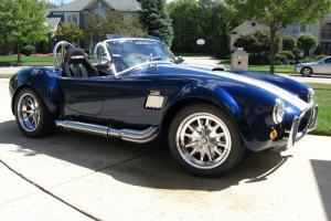 Backdraft Roadster, Roush 402 SR, every option (Cobra, Shelby, Superformance)