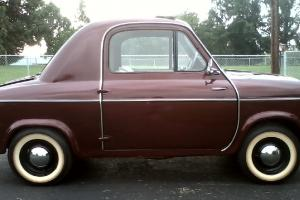RARE BEAUTY!   1960 Vespa 400!  Only 1,600 imported to the US!  RESTORED!