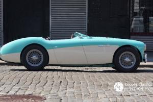 1956 Austin-Healey 100M Factory Le Mans Photo