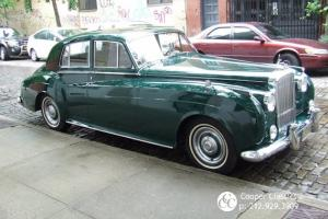 1958 Bentley S1 Saloon LHD
