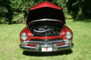 1950 Mercury Coupe 4 Door