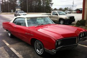 1967 Buick LeSabre Base Convertible 2-Door 5.6L