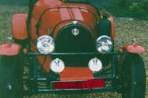 Buggati Type 35 Boat-tailed Racer Replica