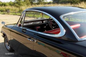 1962 FORD CONSUL CAPRI - FINISHED IN PANTHER BLACK - METALIC SPARKLE  Photo