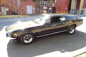 1970 Mustang Fastback Restored IN Australia Boss Replica NO Reserve  Photo