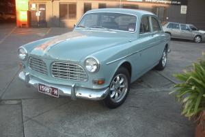 Volvo 122s 4 Door 1966