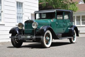 1928 Hudson Super Six Sedan- Murphy Body