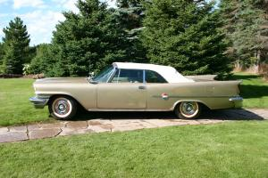 1959 chrysler 300 E  convertible SURVIROR