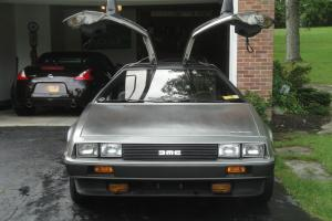 1983 DeLorean DMC 12 Base Coupe 2-Door 2.9L