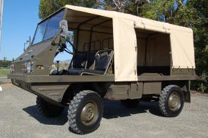 Steyr Puch Haflinger 703 - Classic Mini 4x4, Air Cooled with Diff Locks