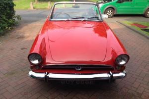 1964 Sunbeam Alpine GT for sale