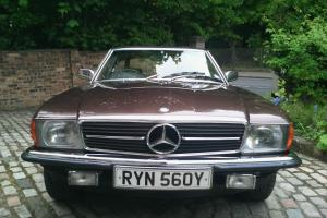 1982 Mercedes 280 SL Just Restored