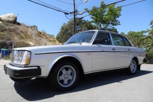 80 Volvo 264GLE 264 GLE 260 Sedan 6 Cyl PRV 5-Speed Manual Overdrive 240 264 GLE