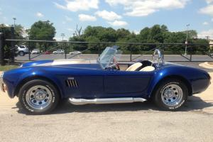 1966 AC Shelby Cobra Replica Mint Condition Quality Kit