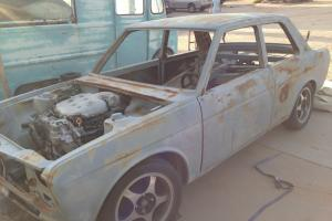 Datsun 510 2 door Full Custom VQ30 Engine PROJECT CAR