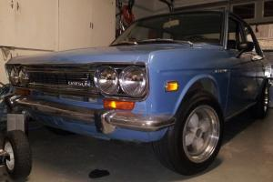 1971 DATSUN 510 2DR ORIGINAL CAR 5 SPD GARGE KEPT MUST SEE video hear it run Photo