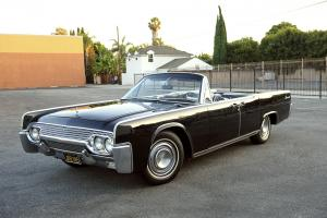 1961 Lincoln Continental Convertible Fully Restored Suicide Doors Watch Video