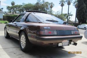 Classic 1984 Mazda RX7 GSL-SE 1st Generation Excellent Custom Rebuild