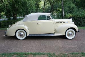 1938 Packard 110 convertible