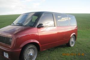 custom chevy van swap px