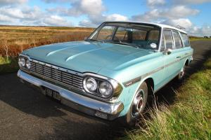 AMC RAMBLER 770 CROSS COUNTRY STATION WAGON 1964 IN EXCELLENT CONDITION