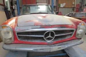 Mercedes 280 SL Pagoda 1968