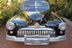 1948 Buck Sedan Super Murray, NSW