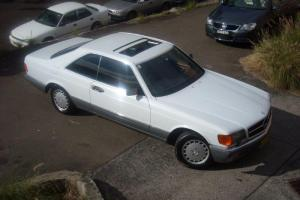 Mercedes Benz 560SEC 1986 Hard TO Find Like This