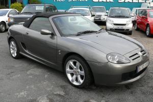2003 MG TF 120 Automatic Convertible LOW KM