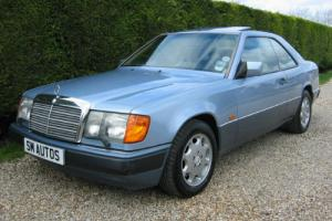 1993 MERCEDES BENZ W124 320 CE PILLARLESS COUPE