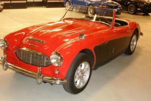 1958 Austin Healey 100-6 Roadster